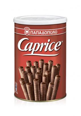 Вафли венские с фундуком и шоколадным кремом 250г