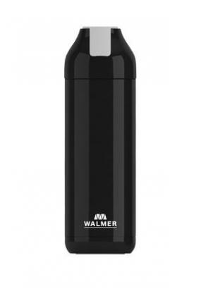 Термос с фильтром Energy, черный металлик, 400 мл.