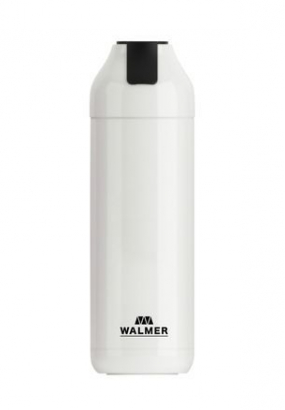 Термос с фильтром Energy, белый металлик, 400 мл.